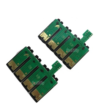 73N compatible EPSON reset chip ink cartridge chip for  CISS Epson Stylus T10/T11/T20/T21/T40W/T13/T