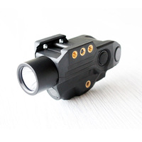 Smart Sensor 9mm Gun Green Laser Sight 450lumen LED Pistol Light Combo Tactical Ruger p95 Laser Sights For Glock