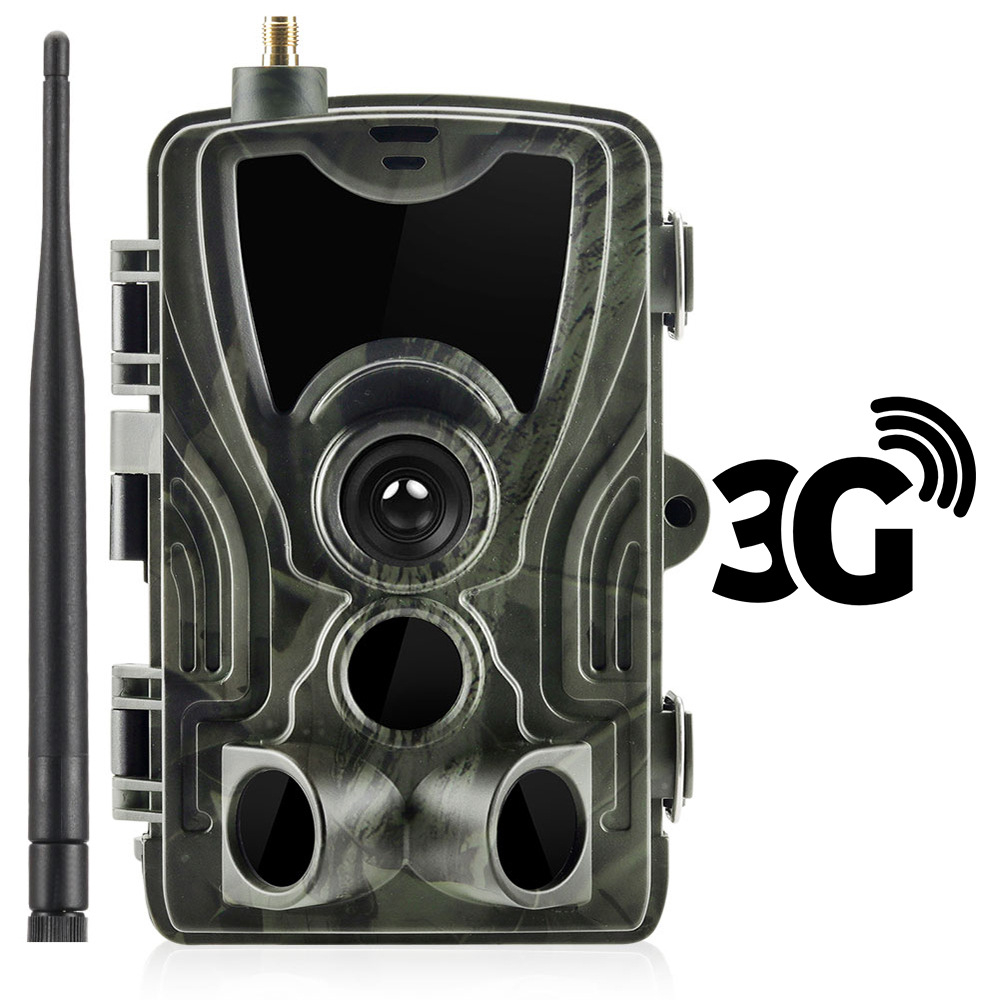 Wireless Infrared Hunting Camera 3G 12MP 1080P Video Transmission Trail Camera