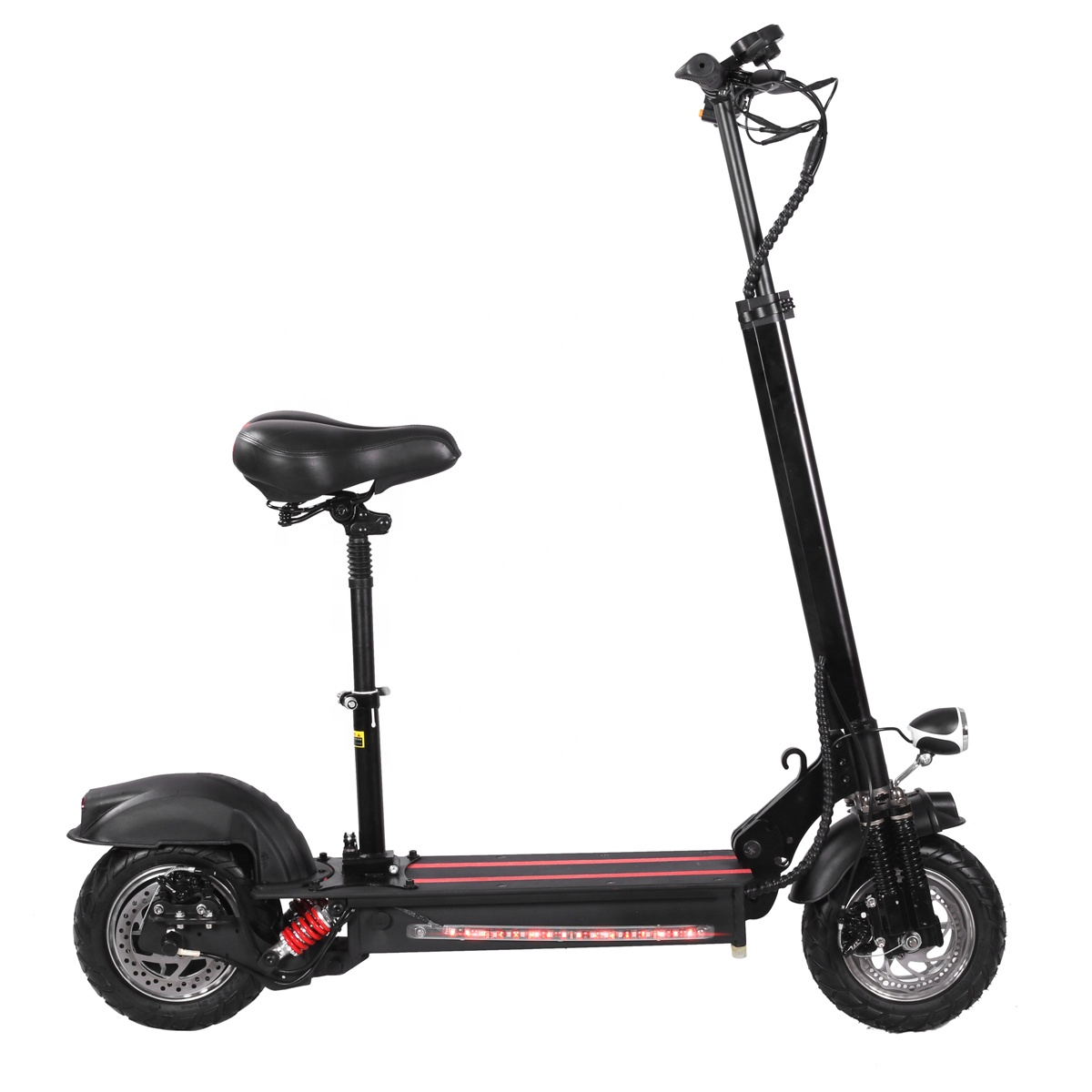 Two Wheels Electric Scooter City Coco 2000W Brushless Dual Motor 21Ah Battery Fat Tire Electric Scooter Electric Adult, White;black or oem