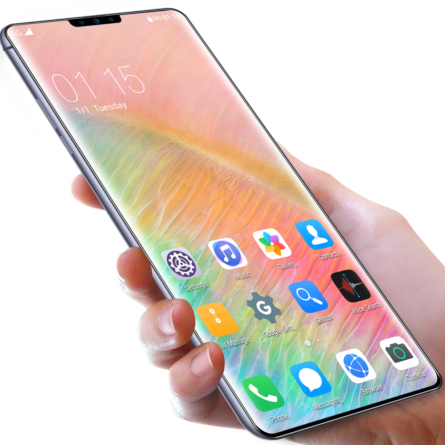 Mate30pro mobilePhones Android 10.0 System waterproof Mobail Phone Mate30pro Smartphone Ten Core Cellphone