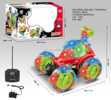 Fangle 4 control Remoto coche cubo