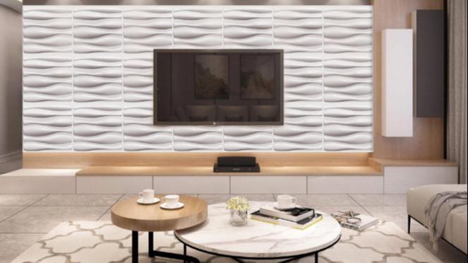 새로운 디자인 플라스틱 pvc 3d 장식 벽 패널 공장 전체 판매 pvc 패널