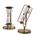 Bar Equipment Metal Frame Hourglass Souvenir, 2019 Trending Amazon Decoration Huge Hourglass Sand Timer Hourglass Water Bottles