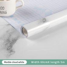 5M Макарон одноцветная ПВХ водонепроницаемая самоклеющаяся настенная бумага для гостиной, детский виниловый Декор для спальни, контактный ...(Китай)
