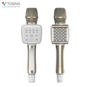 2019 new product  wireless microphone Work with Extra Loudspeaker mic