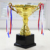 Cheap China Custom Zinc Alloy Metal Award Trophies And Medals Sports