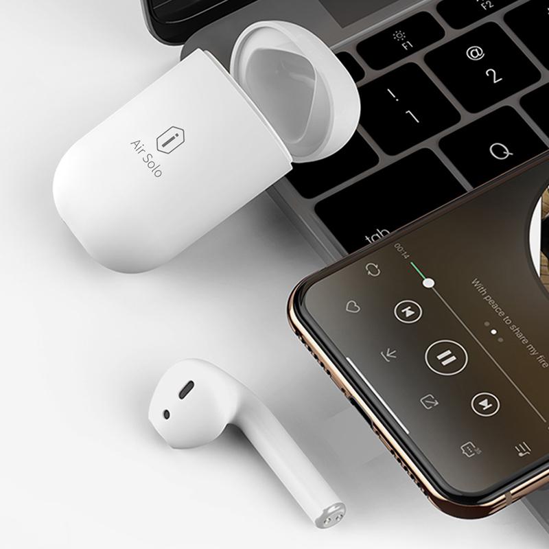 WIWU AirSolo单耳迷你小巧的蓝牙耳机 (https://www.wiwu.net.cn/) 耳机 第3张