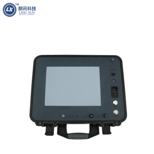 TDR cable fault locator underground cable fault locator for Cable test