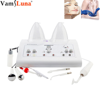 6 in 1 multifunction Beauty Instrument Facial Steamer Breast Massager With Breast care, Vacuum and Spray Function And Firm Skin