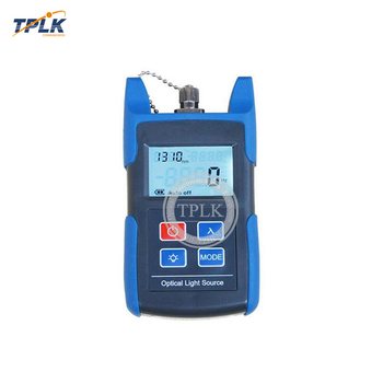 Brand New TL-512 dual-wavelength Stable source 1310 / 1550nm mini Fiber optic light source TL-512 Laser source