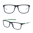 BTR002 fashion square optical tr90 eyeglasses