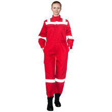 security designs Fireproof flame-retardant onesie work clothes