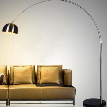Spiksplinternieuw High quality indoor standing led modern arc floor lamp, View floor AM-44