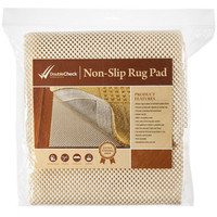Super-Grip Non-Slip Area Rug Pad 5 x 8 for Any Hard Surface Floor, Keeps Your Rugs Safe and in Place