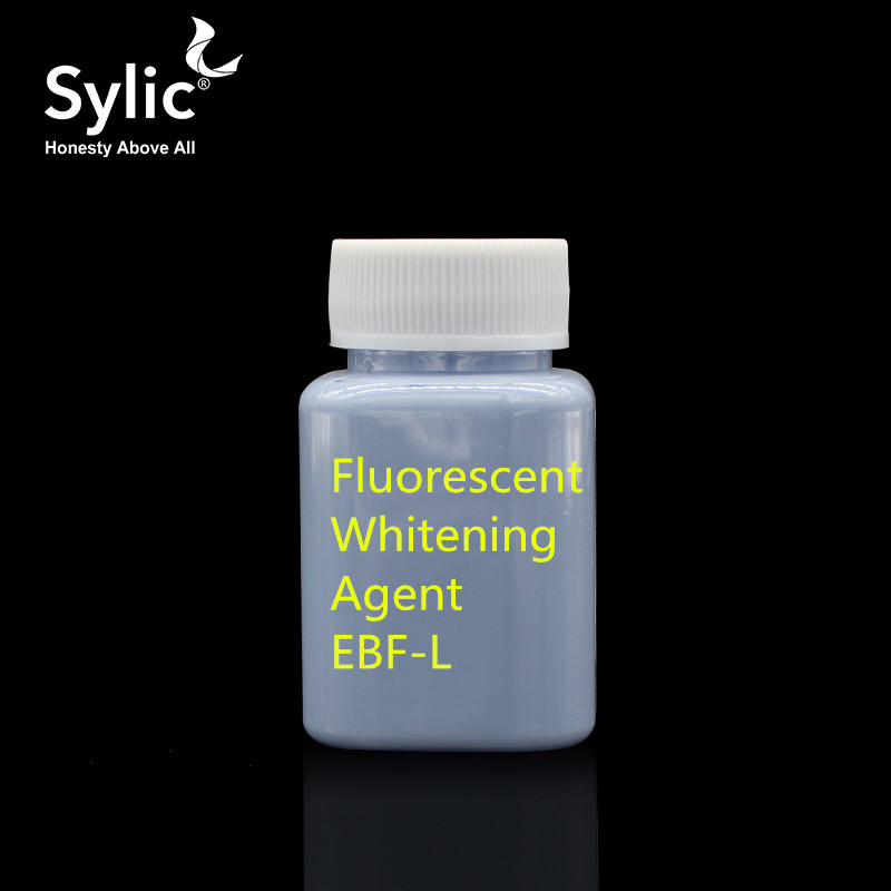 Sylic Fluorescent Whitening Agent / Optical Whitener EBF-L OBA for Polyster Triacetate Fiber Application