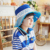 Toddler Infant Sun Hat Baby Cap Newborn Photography Props Spring Summer Outdoor Baby Bucket Hat