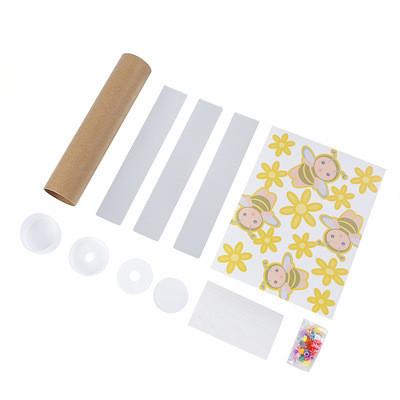 Educational Toys Paper Kaleidoscope Science Fiction Element DIY Painting Self-Adhesive Custom Magic Kaleidoscope Toy