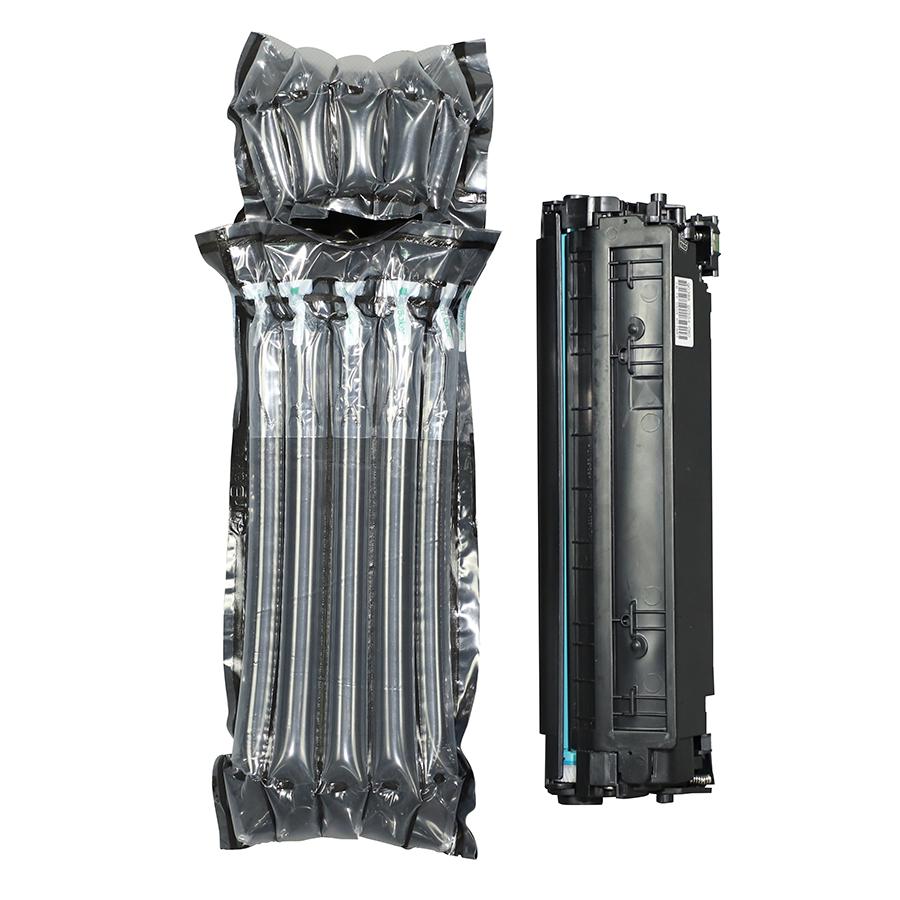 Черная пузырчатая воздушная оберточная сумка для защиты тонер-картриджа подушка воздуха