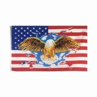 3x5 ft Outdoor Flag Flags All Countries the United States us USA American eagle flag
