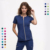 High quality printed uniform meidcal scrubs wholesale