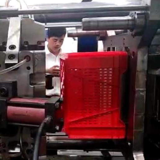 คุณภาพสูงราคาถูกพลาสติกเกษตรCrateแม่พิมพ์,ผักพลาสติกลังแม่พิมพ์