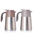 Wholesale Fashion 1200ml Vacuum Stainless Steel Thermal Coffee Jug Insulated Water Bottle Tea Pot