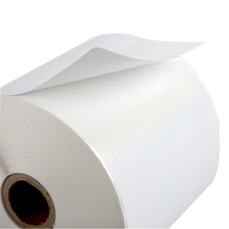 ECO thermal pape Direct thermal for zebra compatible paper roll <strong>label</strong> 57mm x 32mm