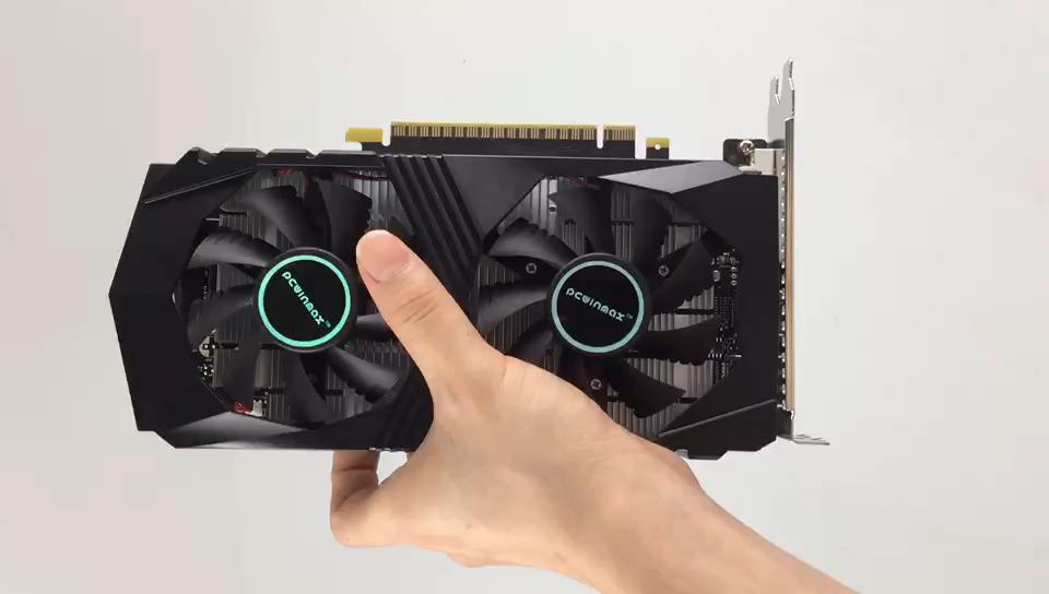 Unterstützt alle 3D-Spiele GPU GTX1050ti 128bit DDR5 4GB Grafikkarte