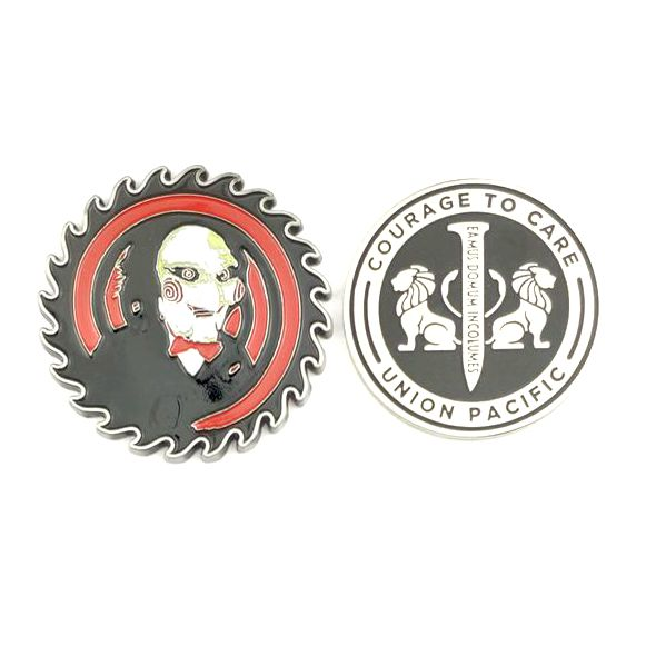 Cheap stamping sports custom metal challenge coin