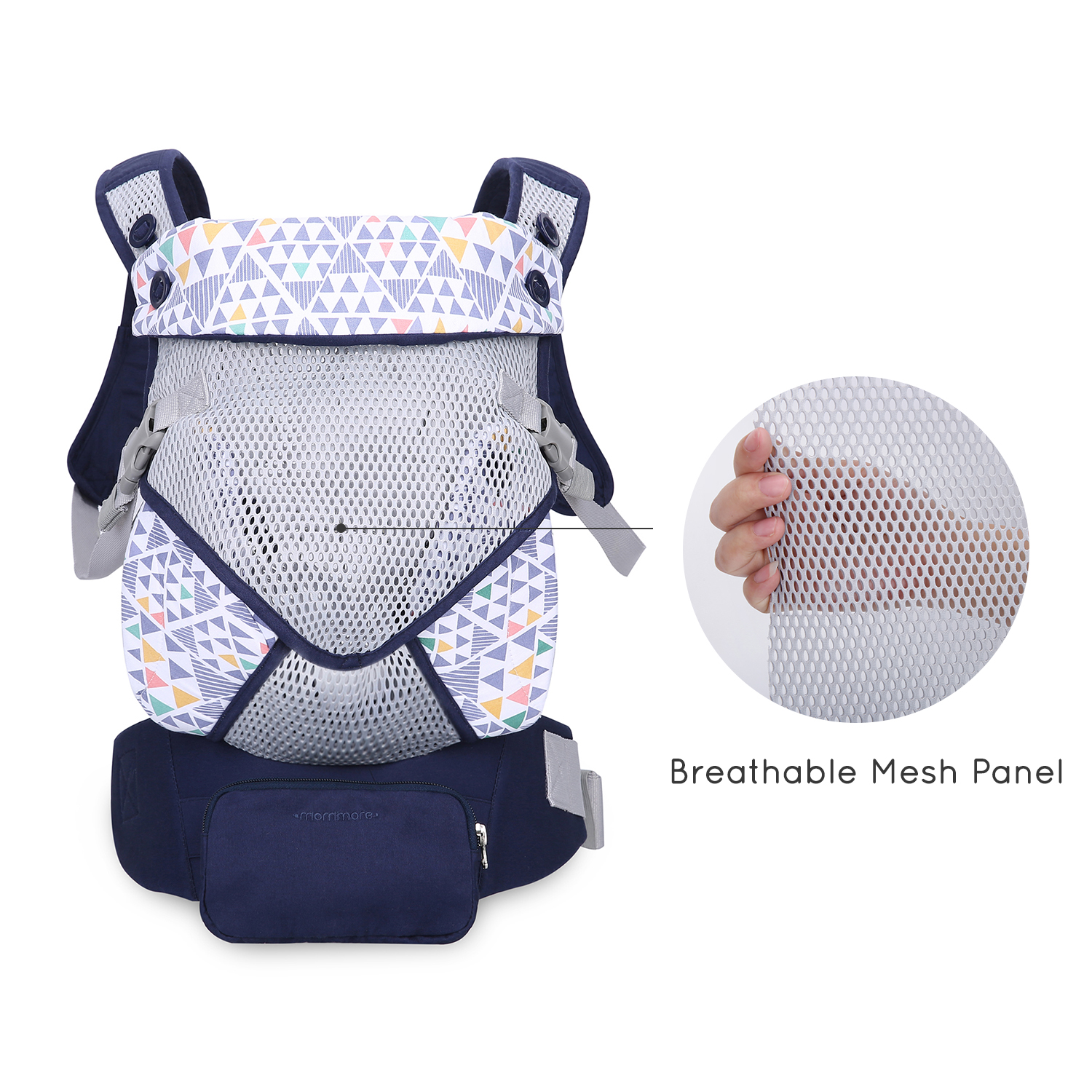 New design durable multifunction comfortable adjustable safe baby carrier