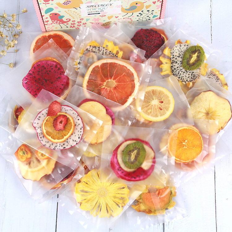 OEM High quality Chinese mix fruit tea dried slices fruit Slimming tea - 4uTea   4uTea.com