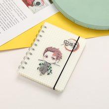2020 Coil Death Note планировщик, Аниме дневник, мультяшная книга, милая модная тема, Demon Slayer, большая записная книжка Dead Note, надпись Death Note(Китай)
