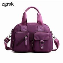Женская нейлоновая дорожная сумка, женские дорожные сумки, женские сумки, повседневные сумки, сумки для переноски, сумки для путешествий, су...(Китай)