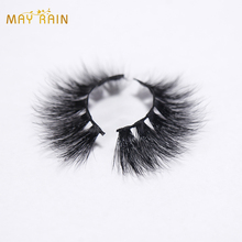 Mayrain silk mink and professional volume eyelashes with private label MR6