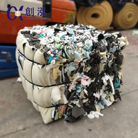 Plastics recycling foam industrial sponge