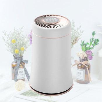 2019 New Portable Mini Desktop Cleaner Air Purifier