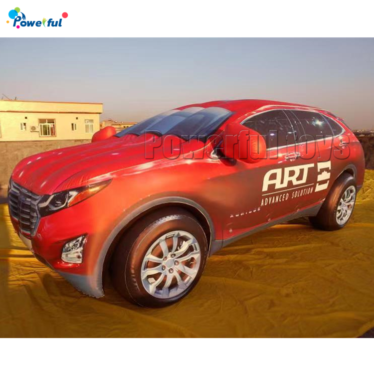 inflatable car model,inflatable saloon car,inflatable limousine