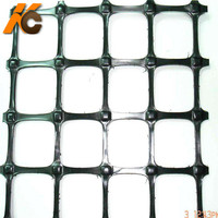 Factory !!!!!! Kangchen PP Biaxial Geogrid bx1100 bx1200 bx1300 for earthwork