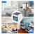 humidifying new design mini portable air conditioner fan cooler, mini air coolers for house use