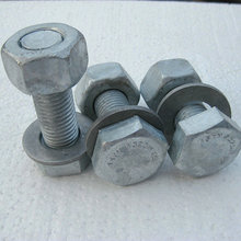 Standard size anchor bolt machinery to make and nuts invicta