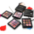 Happy makeup 9 colors mineral cosmetics private label color pop eyeshadow