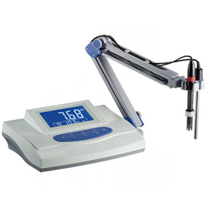 lab medical bench table top liquid benchtop digital ph tester <strong>meter</strong>