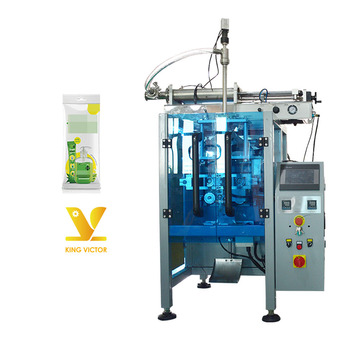 Conception professionnelle de Savon Liquide Automatique Machine de Conditionnement verticale