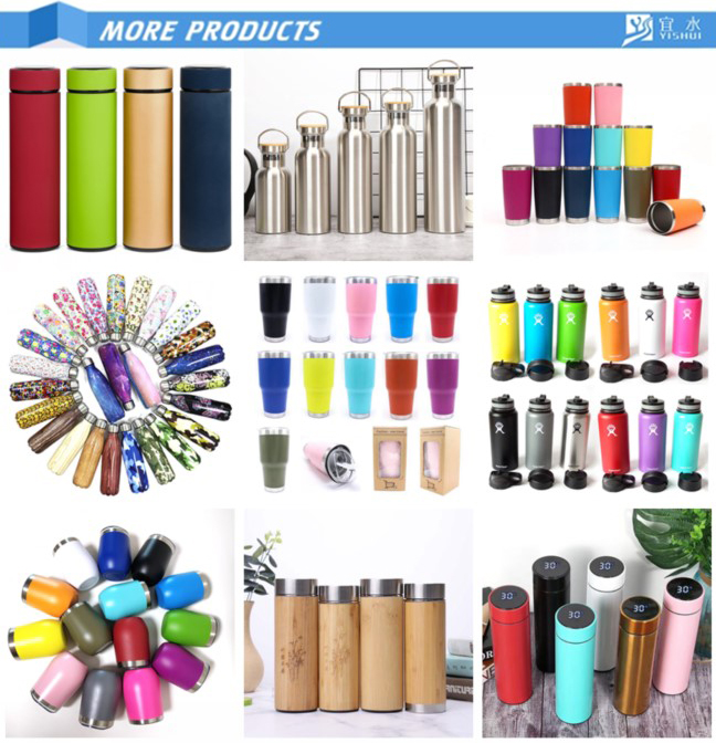 Free Sample 2019 New Hot Selling Leak Proof Full Coverage Drinking Bamboo Glass Water Bottle