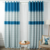 Blackout window curtains jacquard and drapes curtain fabric for hotel