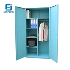 2020 New Design Knock Down Filing Cabinet Steel Clothing Locker Metal Wardrobe