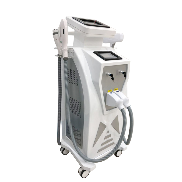 Commercial Price Hair Removal Equipment China E Light IPL RF Laser Beauty Machine on Sale