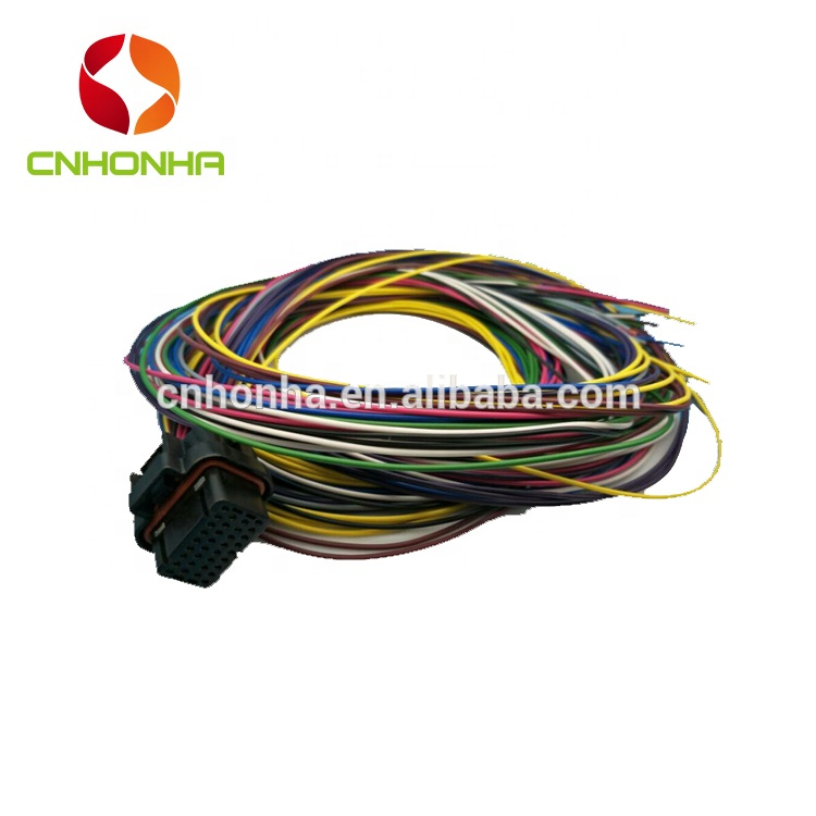 High Quality Wireharness Motec/haltech Ecu 34 Pin Dta S60 & S80 Wire on