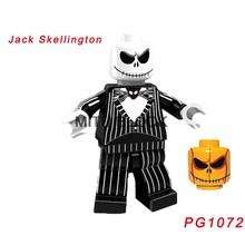 PG1430 Одиночная продажа Хэллоуин фигурки зомби воздушный шар мальчик Цирк Клоун строительные блоки развивающий конструктор Подарочная игру...(Китай)